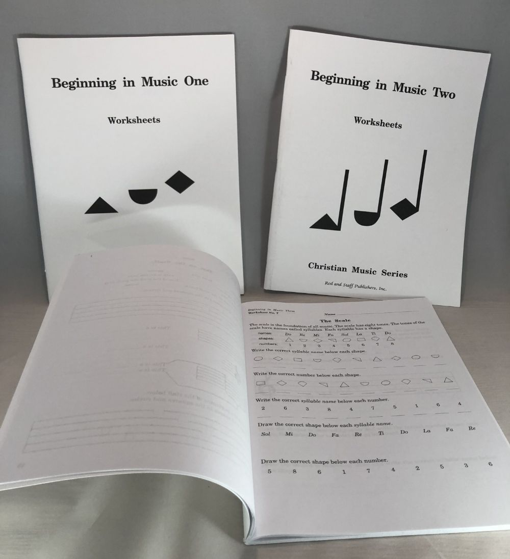 Beginning in Music
