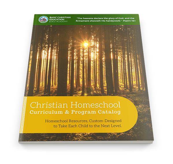FREE CATALOG: HOMESCHOOL CURRICULUM & PROGRAMS