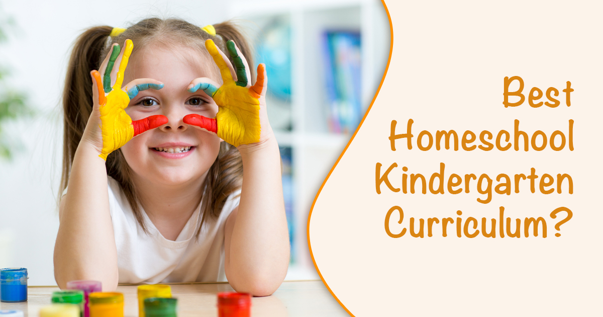 Best Kindergarten Homeschool Curriculum: ACE vs. Rod & Staff