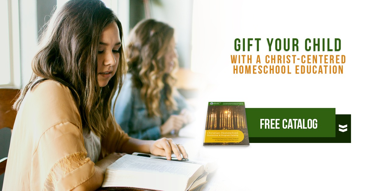 switch to homeschooling with BCE's free catalog