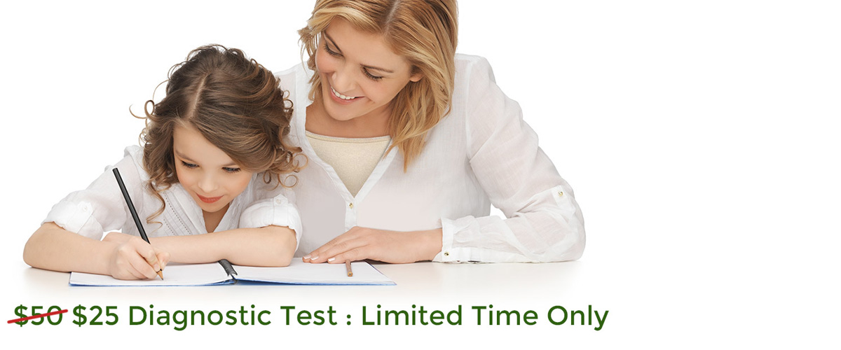 For a limited time you can get our ground-breaking diagnostic test for just $25