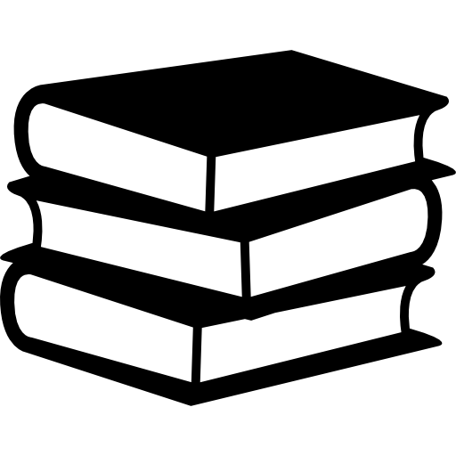 3-stack of books